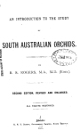 South Australian Orchids